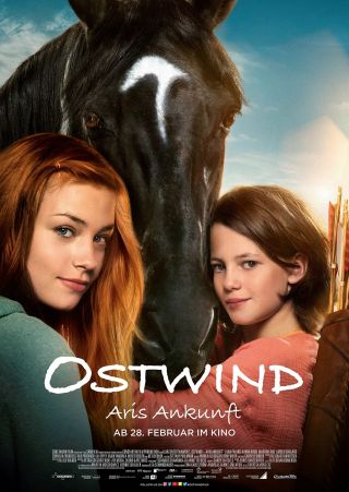"Poster zum Film ""Ostwind 4 - Aris Ankunft"""