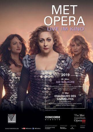 Met Opera 201819 Die Walküre Wagner In Den Kinos Kulturpur