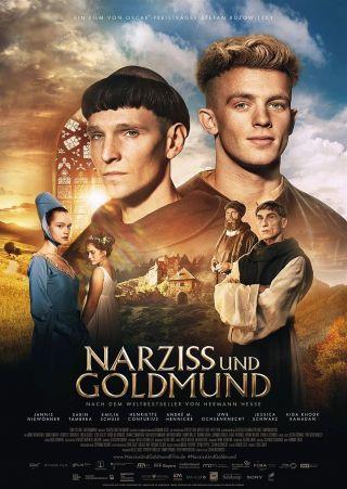 """Poster zum Film """"Narziss und Goldmund"""""""