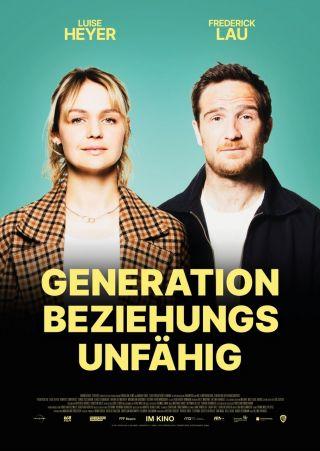 "Poster zum Film ""Generation Beziehungsunfähig"""