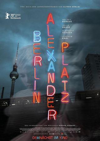 "Poster zum Film ""Berlin Alexanderplatz"""
