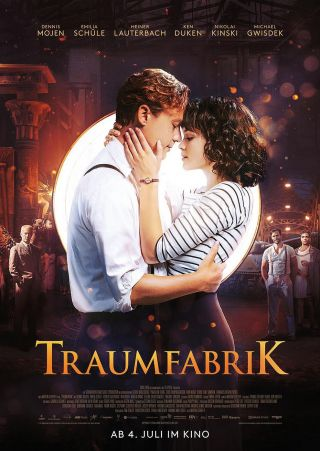 "Poster zum Film ""Traumfabrik"""