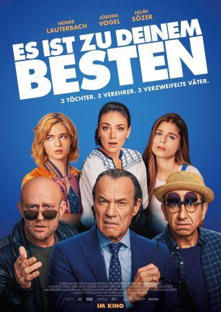 """Poster zum Film """"Es ist zu deinem Besten"""""""