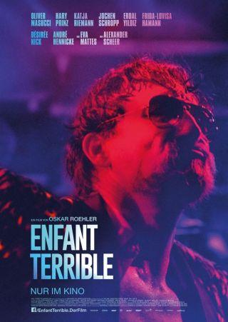 "Poster zum Film ""Enfant Terrible"""