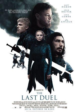 "Poster zum Film ""The Last Duel"""