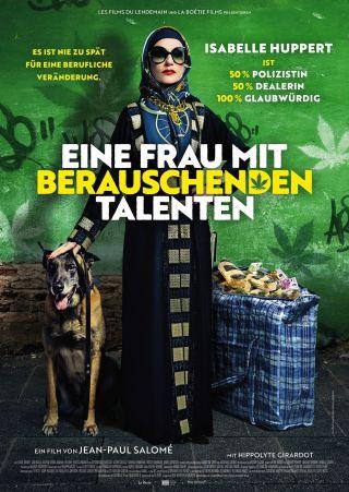 """Poster zum Film """"Eine Frau mit berauschenden Talenten"""""""