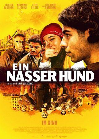 """Poster zum Film """"Ein nasser Hund"""""""