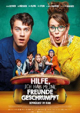 """Poster zum Film """"Hilfe, ich hab meine Freunde geschrumpft"""""""