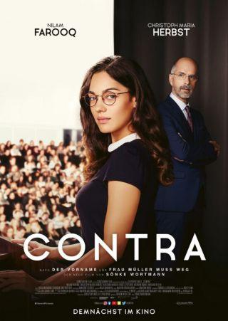 "Poster zum Film ""Contra"""