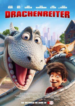 """Poster zum Film """"Drachenreiter 3D"""""""
