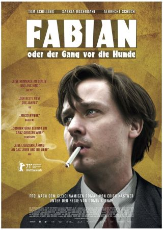"Poster zum Film ""Fabian oder Der Gang vor die Hunde"""