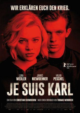 "Poster zum Film ""Je suis Karl"""